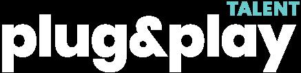 Plug & Play Talent Logo